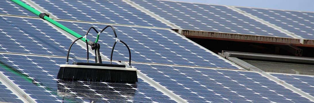 Solaranlagen Reinigung Heilbronn